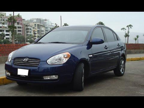 Hyundai Accent 2010 Top Speed 200km h