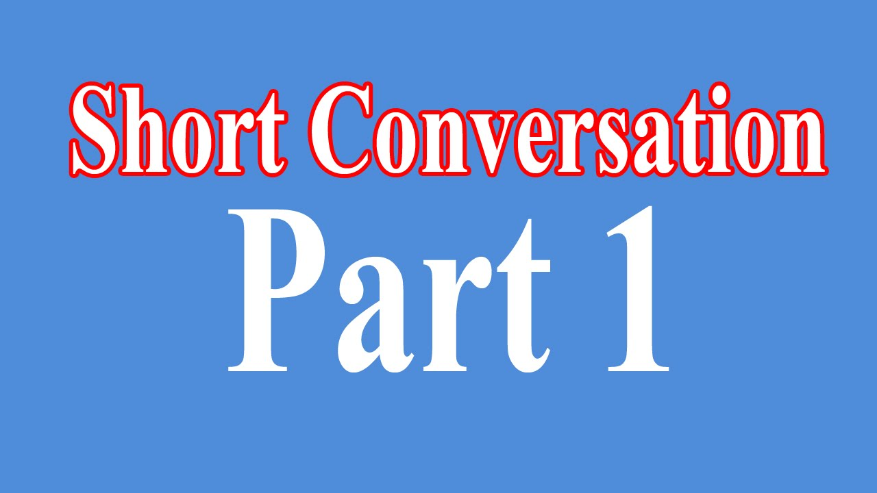 short conversation for 3 person Use these three helpful phrases to remind that conversation hog to take a  rest  assured, just because this person is up on his soapbox doesn't mean that he.