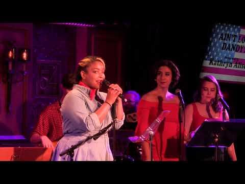 Video #5: Kathryn Allison Showing Up!