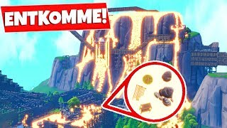 Fortnite: VULKAN BRICHT AUS!! | LAVA PARKOUR