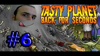 Abi Çok Açım Evreni Yiyebilirim - Tasty Planet : Back For Seconds # 6