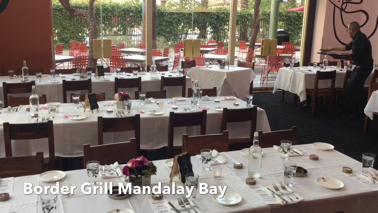 Border grill mandalay bay wedding tour 2017 youtube border grill mandalay bay wedding tour 2017 junglespirit Gallery