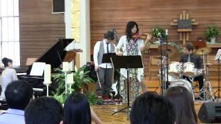 宙へ 依田彩(Vin) (Franciscan Chapel Center) 2012・5・27