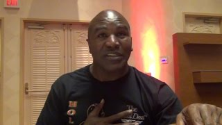 HOLYFIELD TALKS THE BEST FIGHTER & THE HARDEST PUNCHER HE FACED IN HIS CAREER (DONTAESBOXINGNATION)