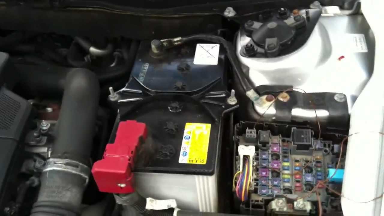 Mazda 6 DPF light reset  YouTube