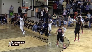 Iowa State Commit Jakolby Long vs Kentucky Commit Malik Monk