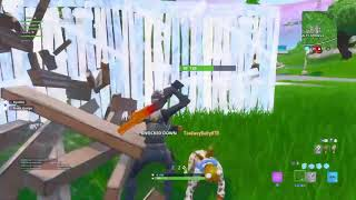 Becoming cracked At Fortnite:)