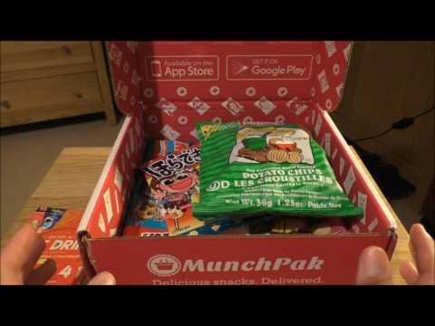Sweet Tooth ASMR   Eating, Chewing   Munchpak