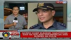 SONA: Basyo ng balang natagpuan sa crime scene, tugma sa baril ng pulis na ...