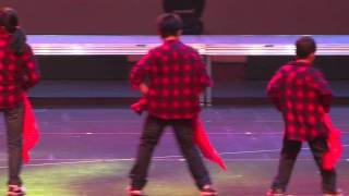 Salman Khan Tribute - Shiamak's Winter Funk 2011 (Vancouver)