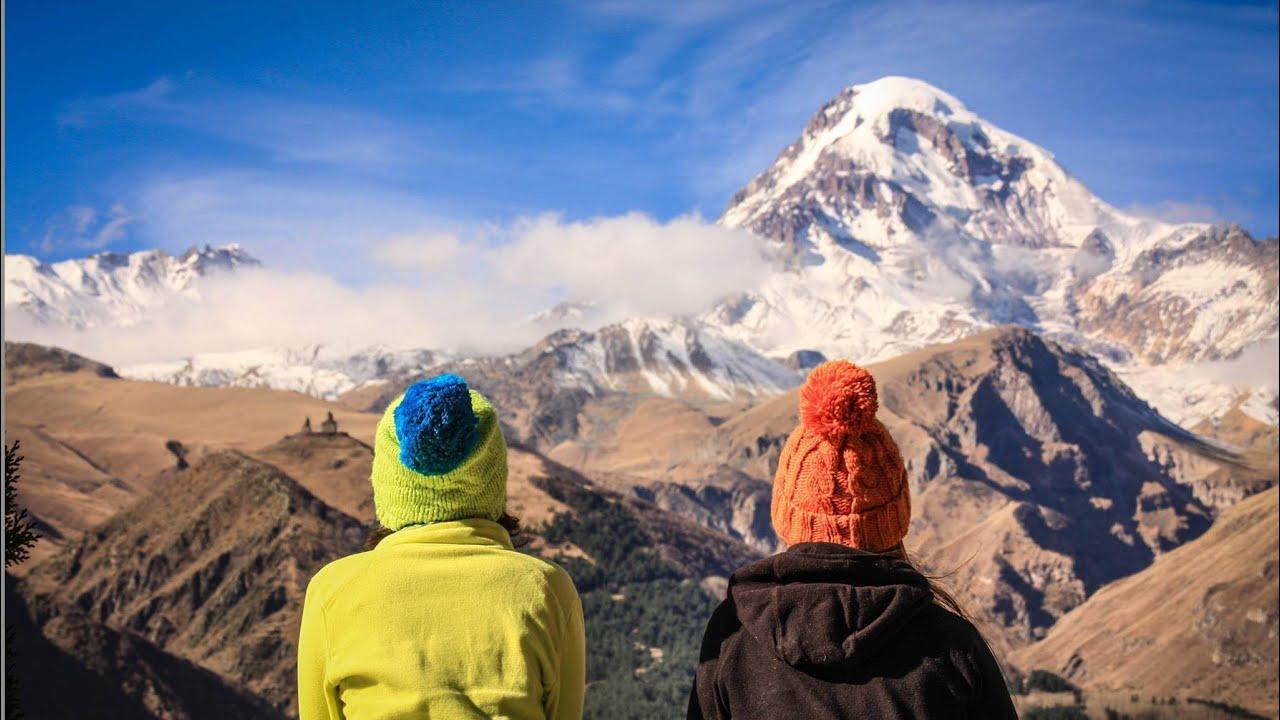 Mt. Kazbek Climb