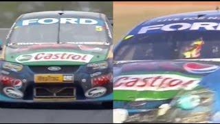 Best 2 Last Laps | Bathurst 2014 & 2013 FORD WINS (Side By Side)