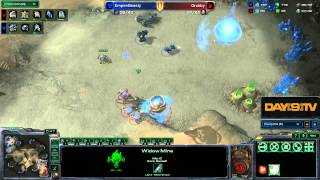 Video Day[9] Daily #557 P1 - Grubby KotH PvT games! download MP3, 3GP, MP4, WEBM, AVI, FLV Oktober 2018