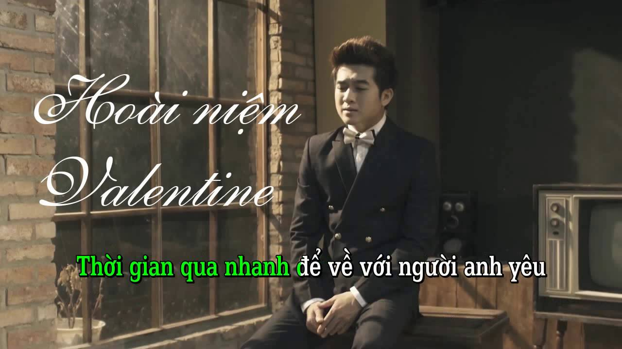 Hoài Niệm Valentine Karaoke (Đinh Ứng Phi Trường)