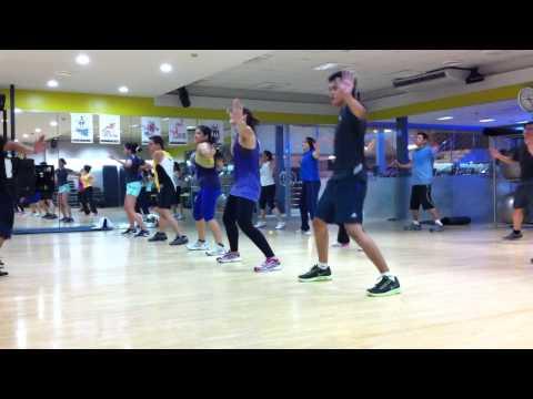 Body Jam 62  - Fitness First Platinum Alabang (2)