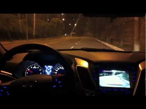 TDPE Hyundai Veloster 1.6 16v Teste de rua parte 1