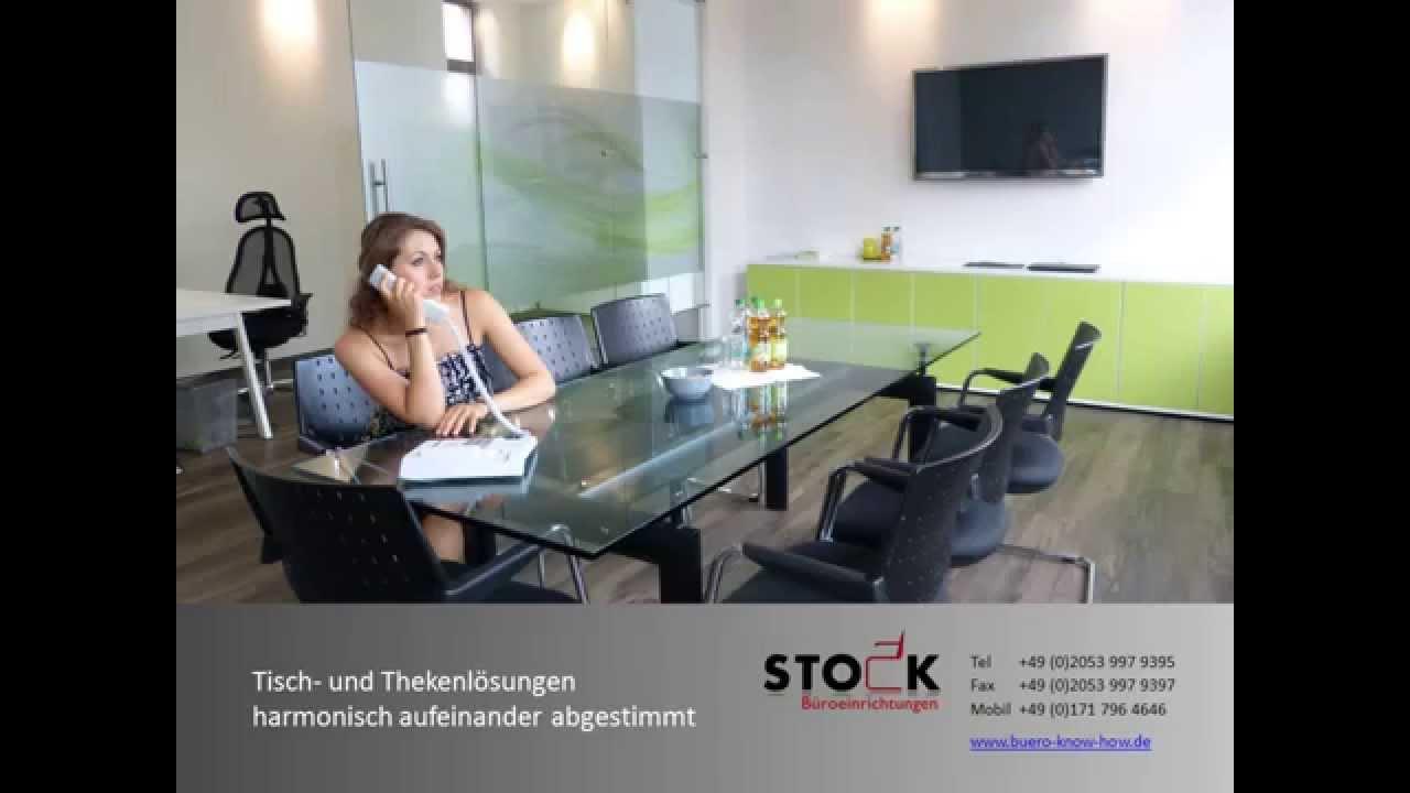 Buromobel Hersteller Deutschland Osterreich Schweiz Youtube