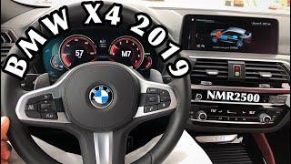 بي ام دبليو X4  2019 BMW الشكل الجديد والجيل الثاني تنافس مرسيدس GLC ولكزس RX