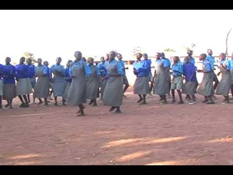Kenyan Welcome Songs: Field Recording