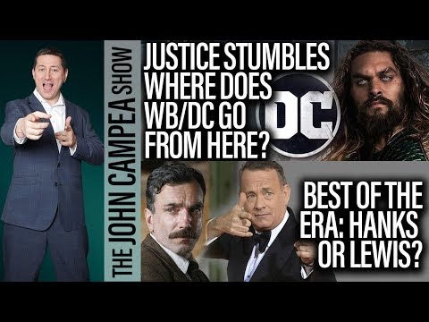 With Justice League Stumbling Where Does DC Go From Here? - The John Campea Show