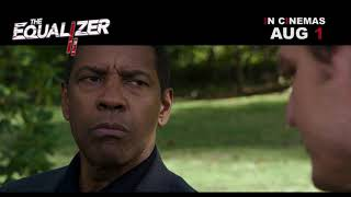 THE EQUALIZER 2 - Official trailer #1