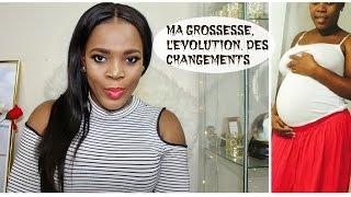 MA GROSSESSE: L'EVOLUTION, DES CHANGEMENTS | AMOR AMOUR