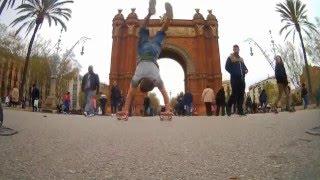 FreeSkates in Barcelona with JMK Ride