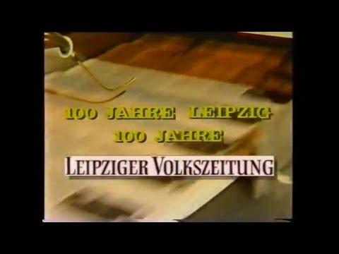 100 Jahre Leipziger Volkszeitung LVZ Doku