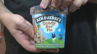 Ice Creamed My Pants - Ben & Jerry's Candy Bar Pie