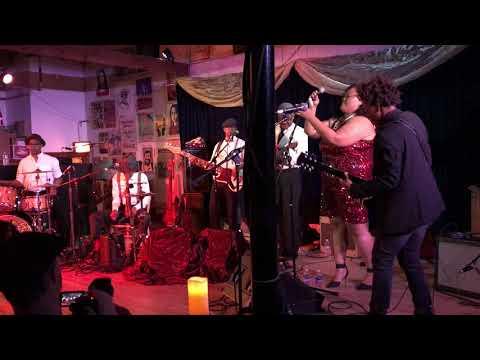 Hound Dog - Big Mama Thornton Tribute - Anita Lofton Project