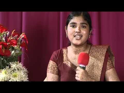 Miracles of Jesus | Christian Supernatural Miracle Testimony of Sindhuja - -Hindi Testimony
