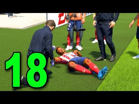 FIFA 18 The Journey 2 - Part 18 - INJURY
