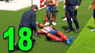 FIFA 18 The Journey 2 - Part 18 - INJURY