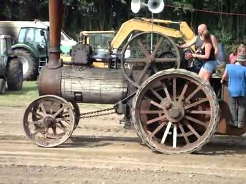 Xe kéo bằng hơi nước, xe cổ