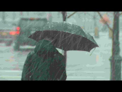 Winter Storm Snarls Travel in New York
