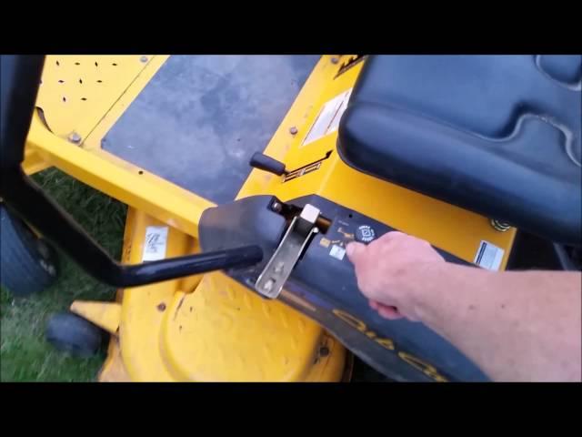 Cub Cadet Rzt 22 Lawn Tractor | Cub Cadet Lawn Tractors: Cub Cadet