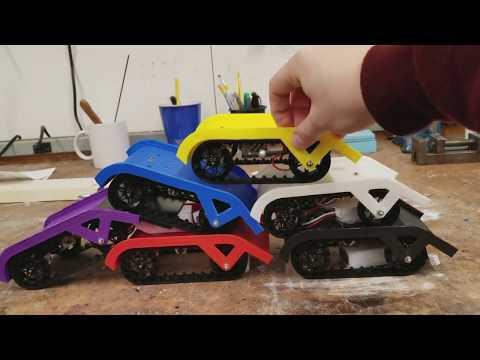 LarvaBots: Locomotion of Autonomous Robots via Aggregation