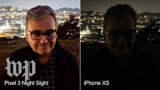 Night Sight: How Google's Pixel phone can take pictures in the dark
