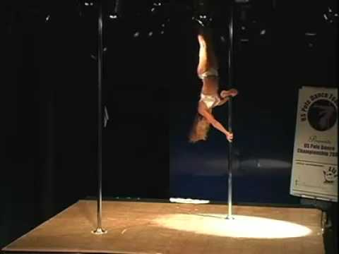 Best pole dancing ever - YouTube