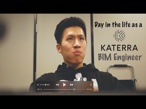 A Day in the life as a Katerra BIM Engineer