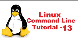 linux command line tutorial for beginners 13 sudo command