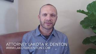 Should I Speak With an Adjuster After an Accident? | Lakota R. Denton, P.A.