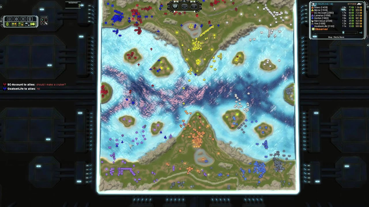 Brand new map supreme commander forged alliance youtube brand new map supreme commander forged alliance gumiabroncs Image collections