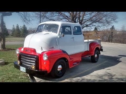 1948 Gmc Coe Jim Carters Old Chevy Trucks Youtube