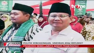 Laporan Utama: Politik Kebohongan, Sindiran atau Refleksi? (23/10/2018)