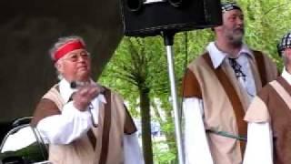 """Hansefest 2010 in Halle (Saale), Shanty-Chor """"Die Seeteufel""""  Nr.2"""