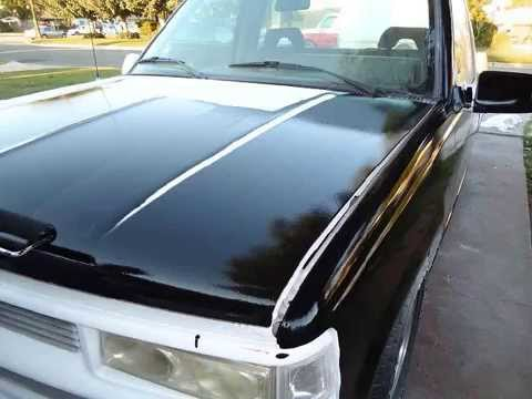Rustoleum Car Paint Job Video