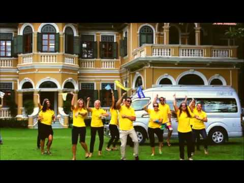 Tez Tour Thailand Goes Gangnam Style