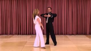 American Smooth DVIDA Silver Waltz Syllabus - Ballroom Dance DVD