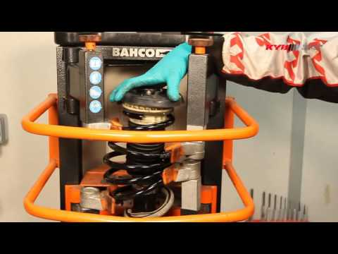 How to replace PEUGEOT 207 Front Shock Absorbers